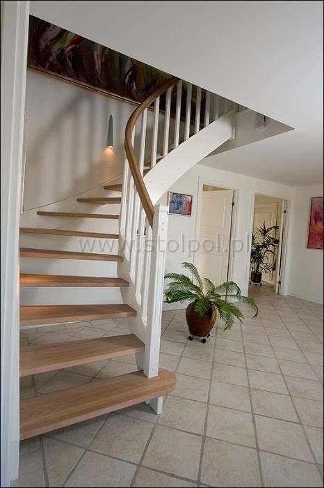 Wysokość stopni schodów