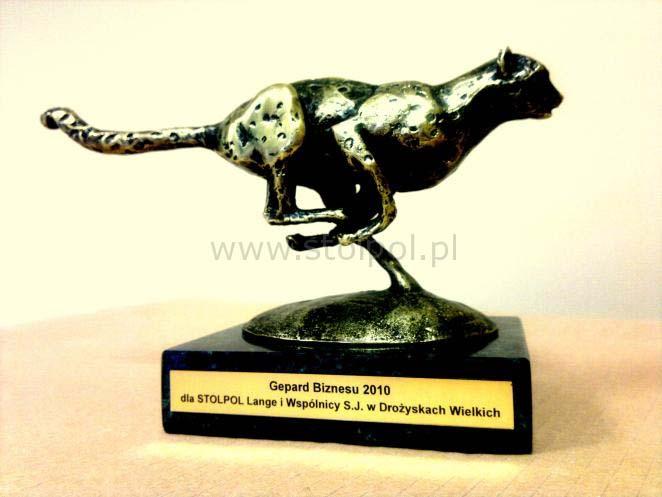 Gepard Biznesu 2010