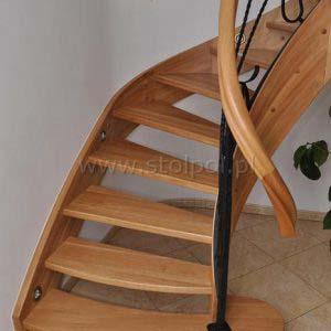 schody policzkowe 029.07