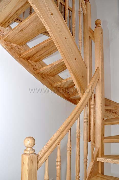 schody okrągłe