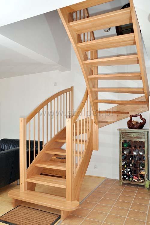 schody policzkowe